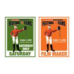 Passes designed for Louisville International Film Festival.